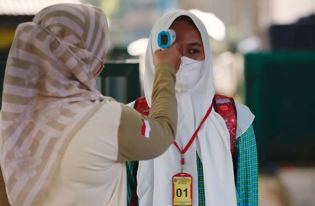 Indonesia found two cases of Indian COVID-19 variant in Jakarta