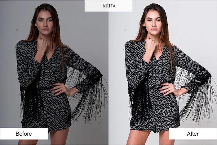 Best Free Photoshop Alternatives Krita