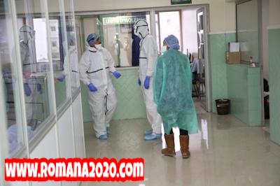 أخبار المغرب فيروس كورونا المستجد covid-19 corona virus كوفيد-19. جهة الدار البيضاء تتصدر والفيروس يبتعد عن الصحراء
