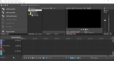 MAGIX VEGAS Movie Studio Platinum 16.0.0.167 Full