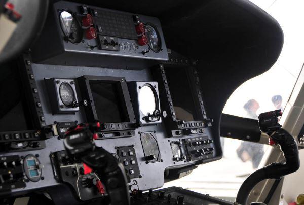 Harbin Z-9W cockpit