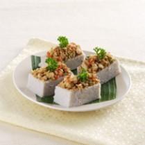 Resep Talam Potong Daging Suwir