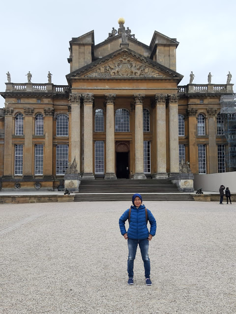Why should go Blenheim Palace
