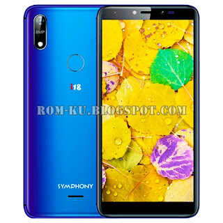 Symphony i18 Firmware Flash File Free Download