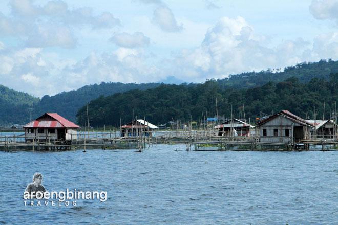 karamba danau tondano sumaru endo remboken minahasa sulawesi utara