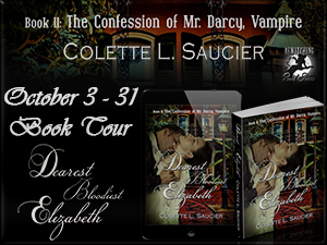 Book Tour: Dearest Bloodiest Elizabeth by Colette Saucier