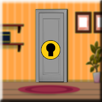 Play Games2Jolly Small Yellow House Escape