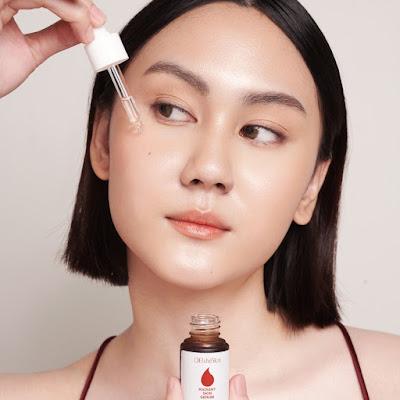ElsheSkin Radiant Skin Serum Noda Hitam Wajah