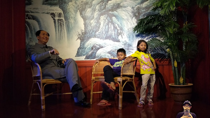 Harga Tiket Masuk Wax Museum Penang
