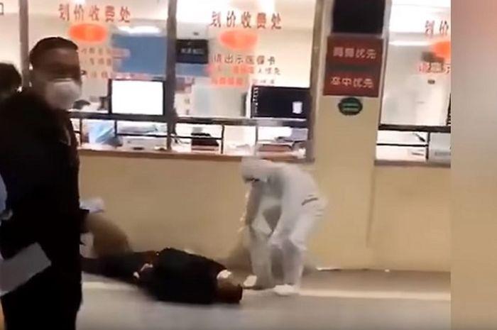 Governo Chinês prende quem filma cadáveres pelos hospitais e ruas, ocultando a realidade