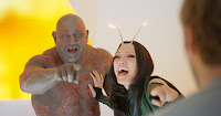 Pom Klementieff and Dave Bautista in Guardians of the Galaxy Vol. 2 (64)