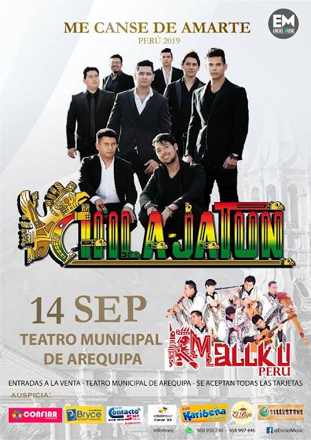 Chilajatun en Arequipa 2019