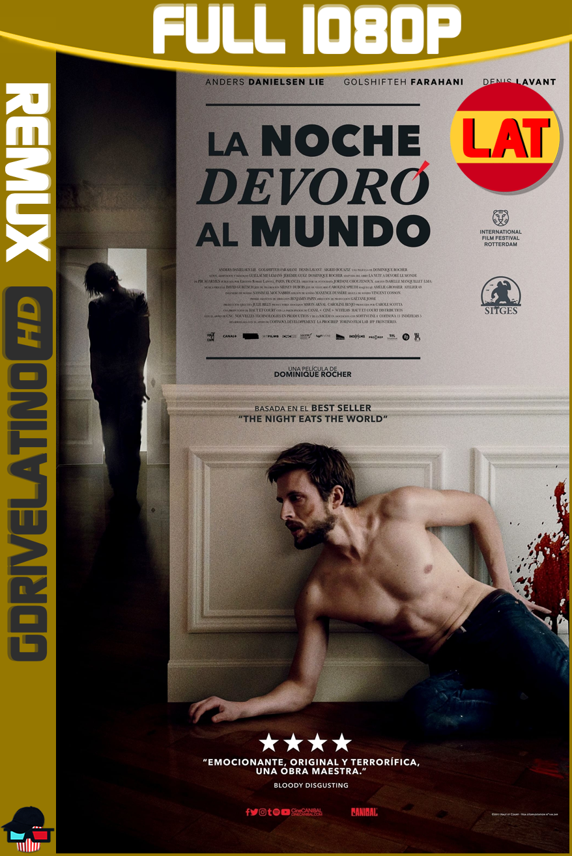 La Noche Devoró al Mundo (2018) BDRemux 1080p Latino-Ingles MKV