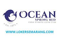 Loker Ungaran dan Semarang Sales dan SPG Ocean Springbed