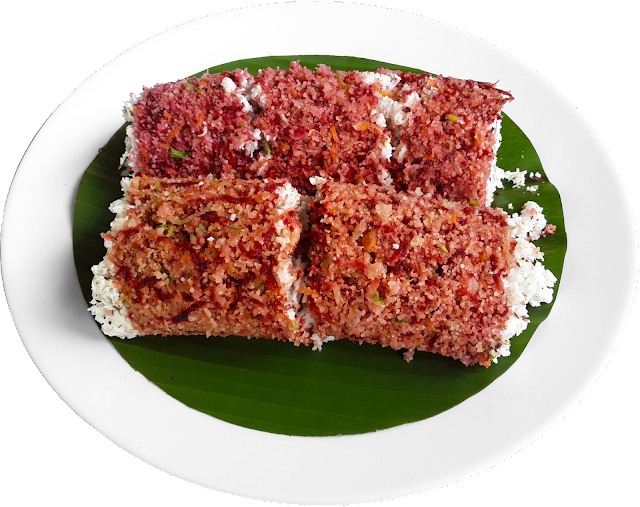 Vegetable Puttu