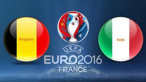 Urmariti meciul Belgia - Italia Live pe DolceSport 1 si ProTV