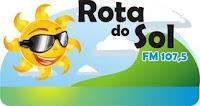 Rádio Rota do Sol FM 107,5 de Boa Vista da Aparecida - Paraná