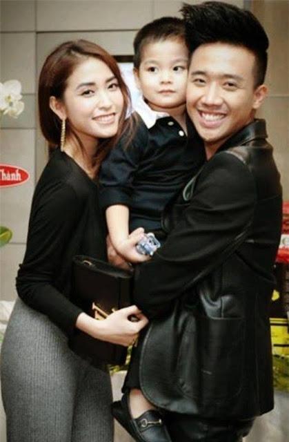 4 cặp sao Việt vẫn hạnh phúc dù nửa kia có con riêng