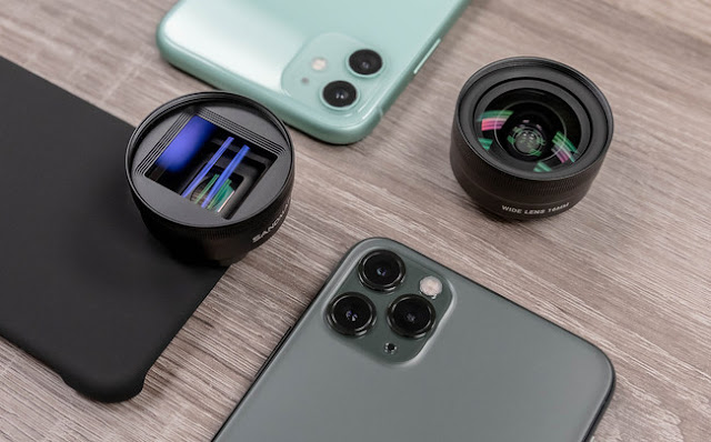 SANDMARC Launches Lenses for iPhone 11 Pro Max, 11 Pro & 11