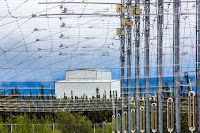 China's Giant Ionosphere-Zapping Radar Is a Defense System Masquerading as Science (Credit: University of Alaska) Click to Enlarge.