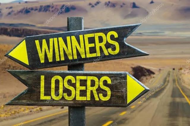 Winner vs Loser attitude blog