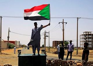 توقيع خارطة طريق للمفاوضات بين حكومة السودان الانتقالية والحركة الوطنية