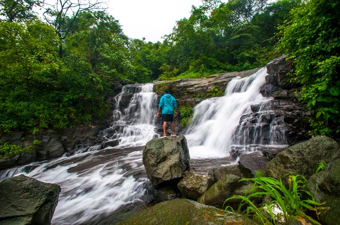 The World of Waterfalls and my Love for it....