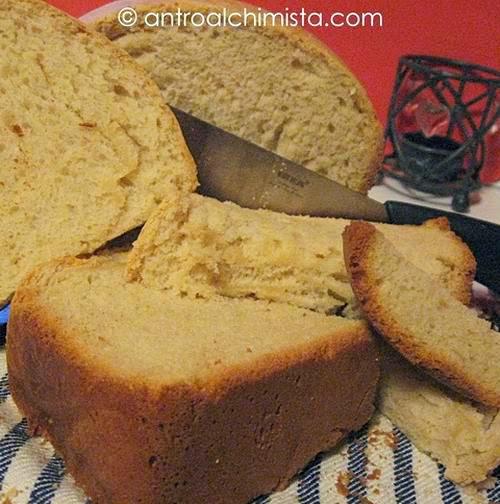 Pane tipo Sandwich con la Macchina del Pane