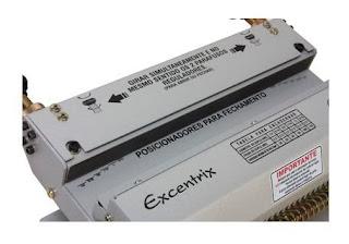 Encadernadora wire-o 2x1 Excentrix