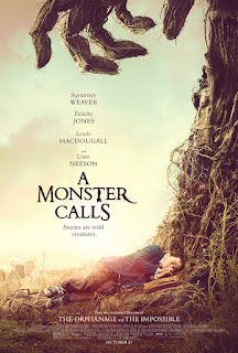 Sinopsis Film A Monster Calls (2016)