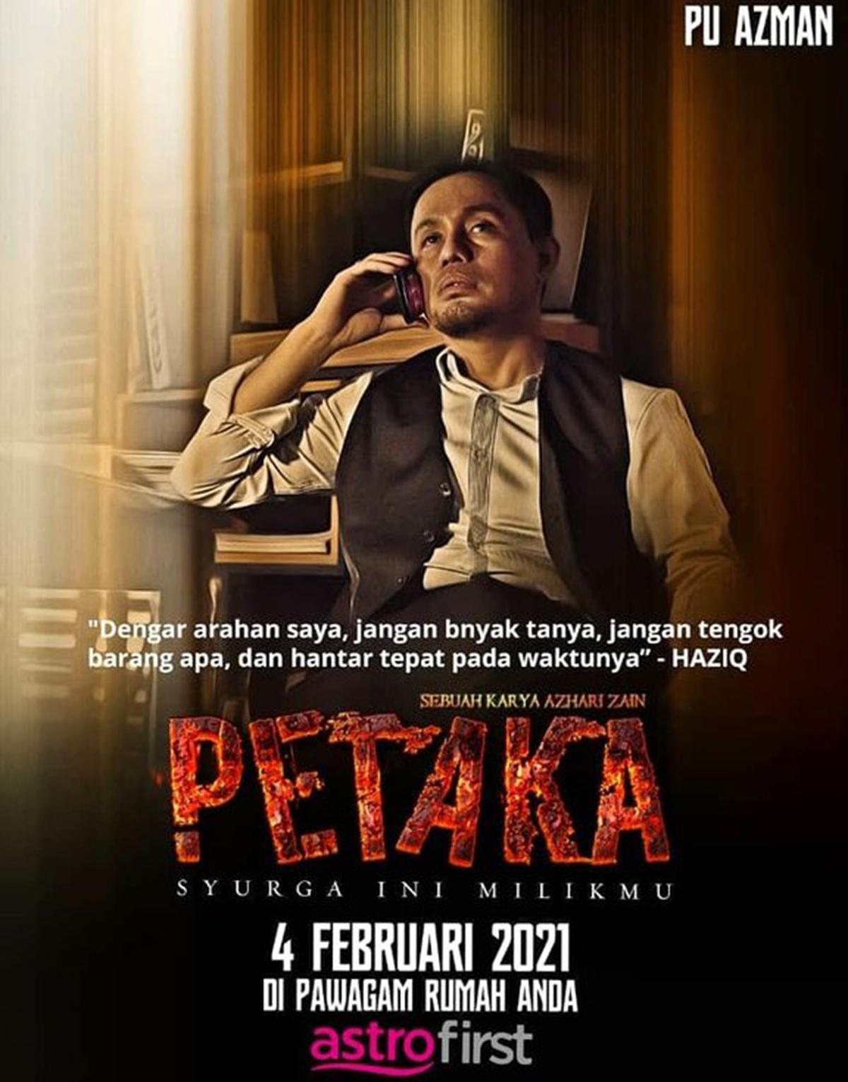 Filem Petaka (Astro First)