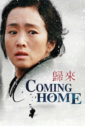Poster Coming Home 2014