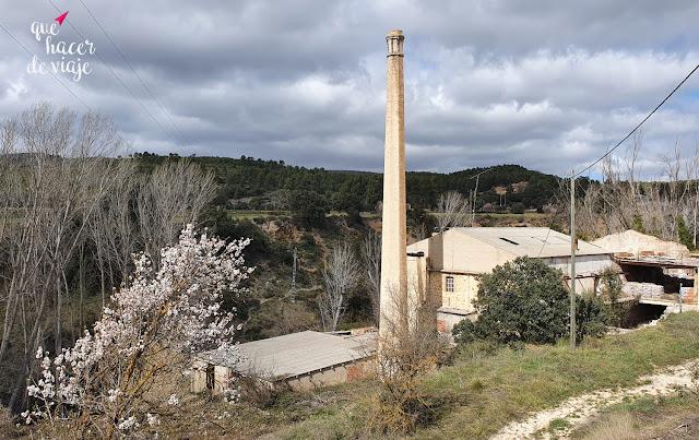 Fábrica de la Borrera