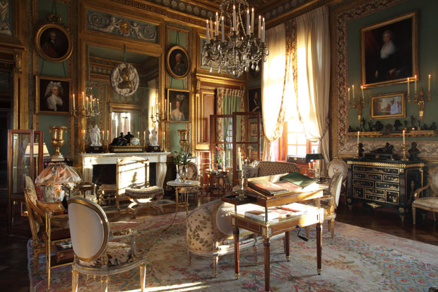 Décor Inspiration: Le Château du Champ de Bataille & the Grand Style of Jacques Garcia
