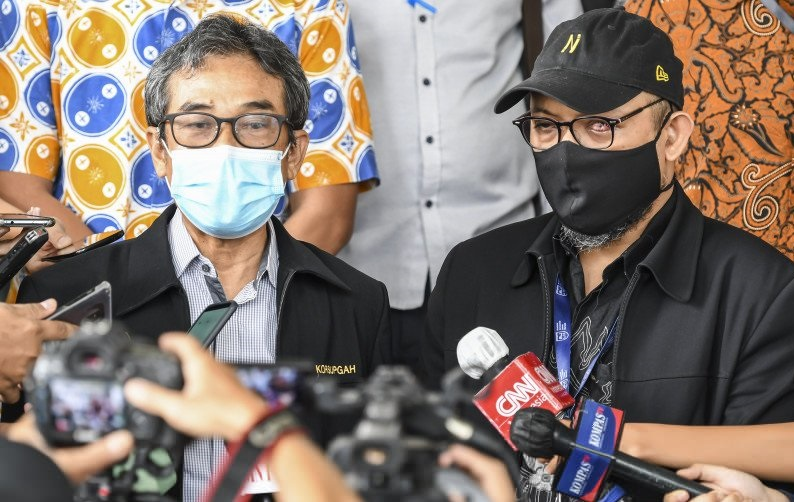 Sujanarko: Kenapa Sebagian Besar Pegawai KPK Tidak Lulus TWK Tak Diberitahu Hasil Tes Mereka?