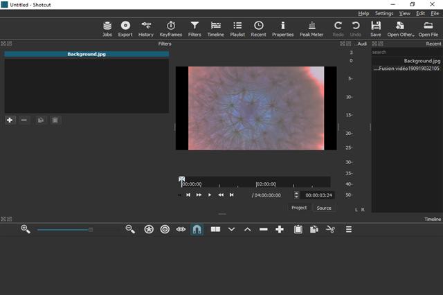 تنزيل برنامج Shotcut المتكامل لتحرير مقاطع الفيديو وتحويلها إلى العديد من الصيغ