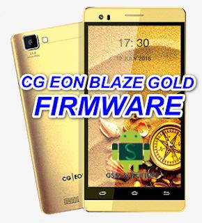 CG Eon Blaze Gold Stock Rom/Firmware/Flash file Download
