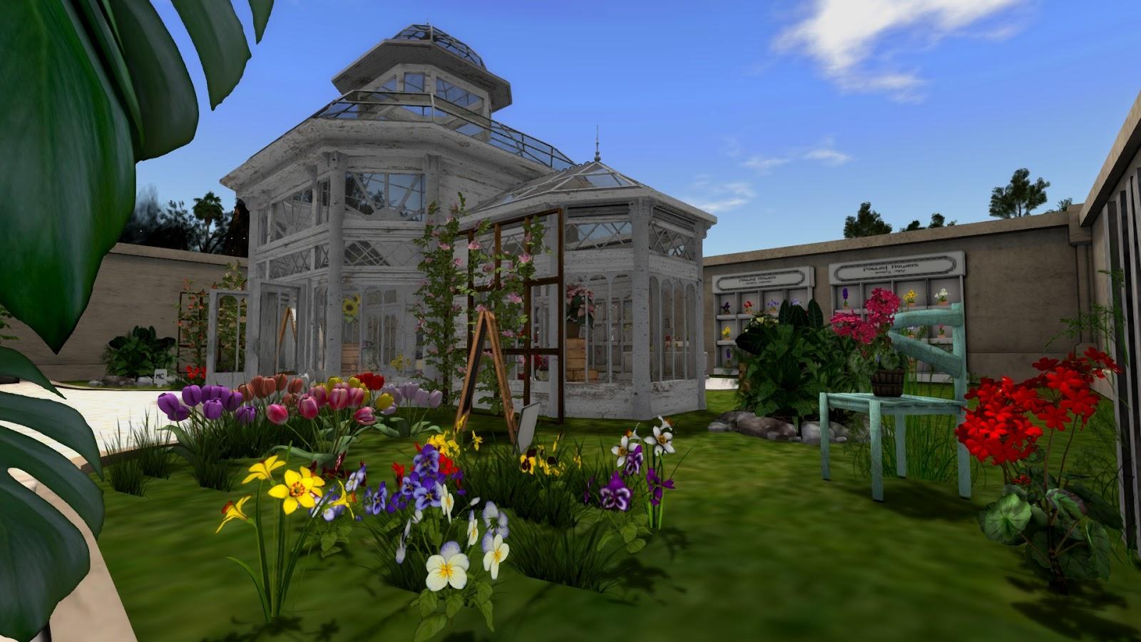 Echt Virtuell Ein Paar Fotos Von Der Home Garden Expo 2017