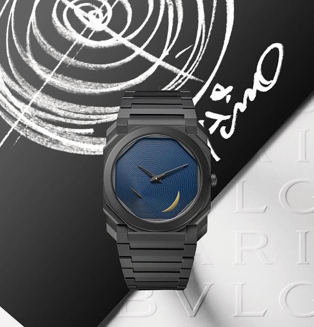 Bulgari Octo Finissimo Tadao Ando limited edition