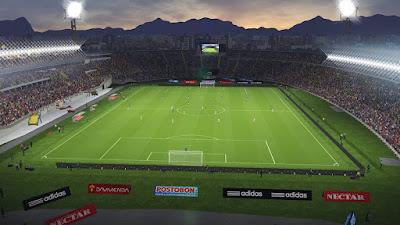 PES 2019 BlackBull Stadiumpack by BlackBull Stadiumaker