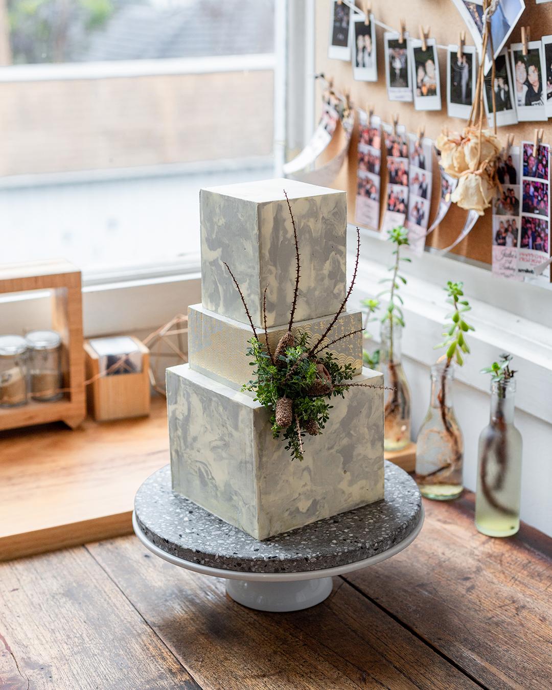 Q+A: DUX CAKE CO | WEDDING CAKE DESIGNER EAST MELBOURNE VIC