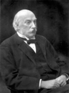 John William Strutt, Lord Rayleigh (1842-1919).