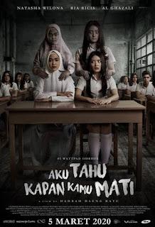 Sinopsis Film Aku Tahu Kapan Kamu Mati (2020)