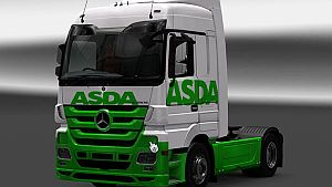 ASDA skin for Mercedes MP3