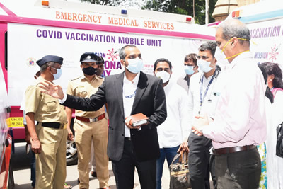 mobile vaccination