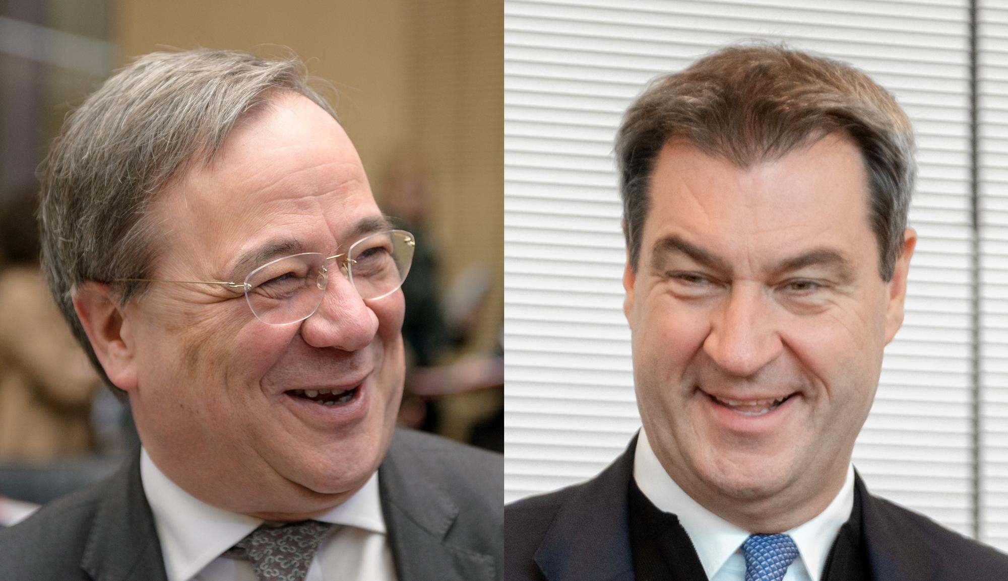 Sonntagsfrage: Wer von diesen beiden sollte Kanzlerkandidat werden?