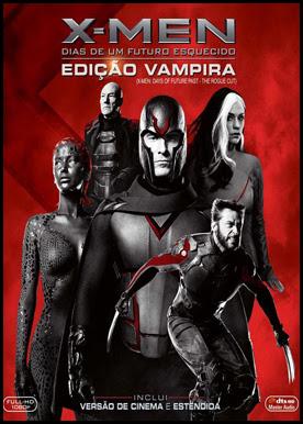 X-Men: Dias de um Futuro Esquecido - Edição Vampira - Dublado