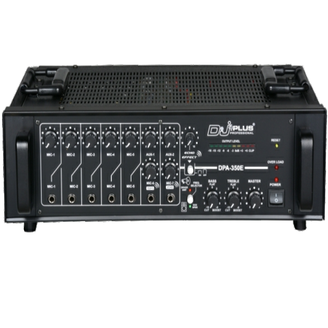 dj plus power amplifier price