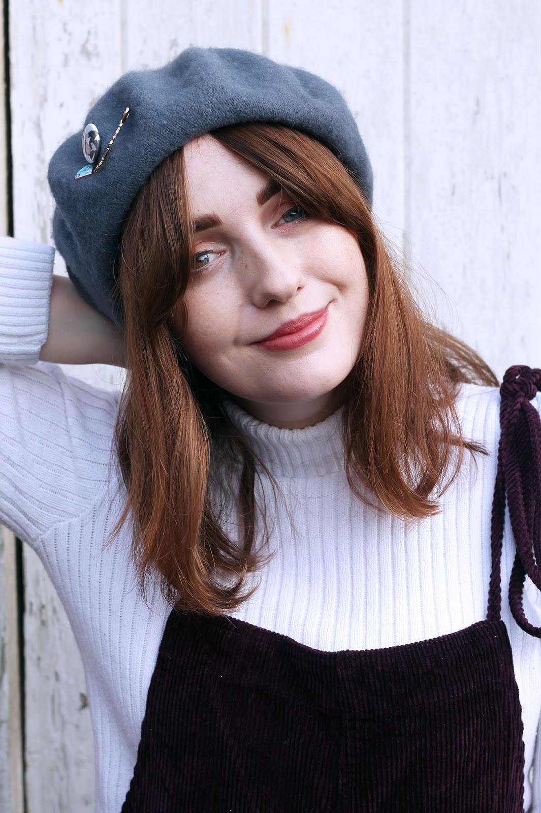 fashion blogger beret