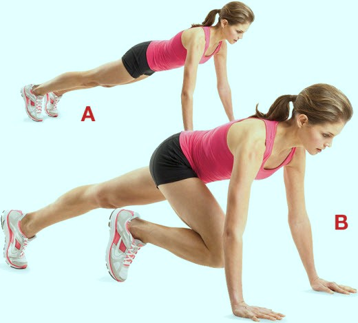 13 Home Based Exercises To Burn Fat